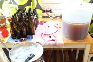 Pre-bottling